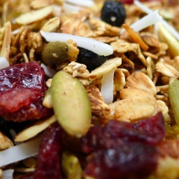 Gift Ideas: Homemade Granola
