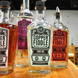 Copper Fiddle Distillery: 1/2