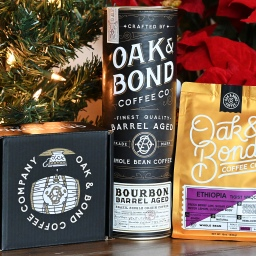 Oak & Bond Coffee: Flight Tasting