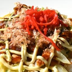 Okonomiyaki: Japanese Savory Pancakes